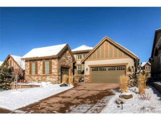 10687  Featherwalk Way  , Highlands Ranch, CO 80126 (#4331392) :: The Peak Properties Group
