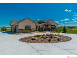 1210  Legacy Trail  , Elizabeth, CO 80107 (#4453276) :: Colorado Home Finder Realty