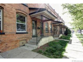 715  27th Street  , Denver, CO 80205 (#4514787) :: The Peak Properties Group
