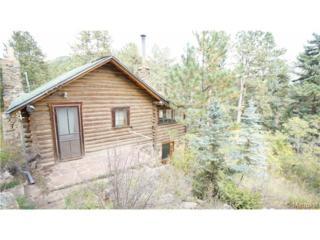 5582  Santa Clara Road  , Indian Hills, CO 80454 (#4518251) :: The Peak Properties Group