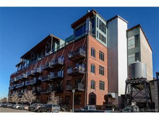 2960  Inca Street  305, Denver, CO 80202 (#4560862) :: The Peak Properties Group