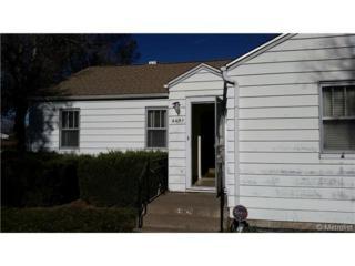 2697 W Harvard Avenue  , Denver, CO 80219 (#4698544) :: The Krodel Team | Cherry Creek Properties, LLC