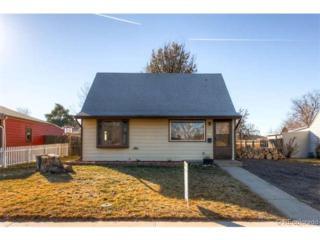 11162 E 7th Avenue  , Aurora, CO 80010 (#4745768) :: The Peak Properties Group