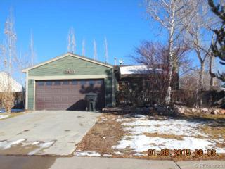 9453 W Saratoga Place  , Littleton, CO 80123 (#4750376) :: The Peak Properties Group