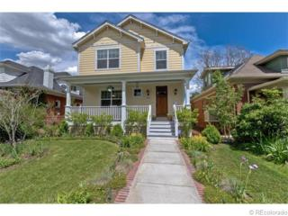 1070 S Emerson Street  , Denver, CO 80209 (#4778748) :: The Healey Group