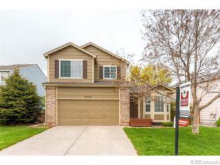 4583 E Bennington Avenue  , Castle Rock, CO 80104 (#4805637) :: Colorado Home Finder Realty