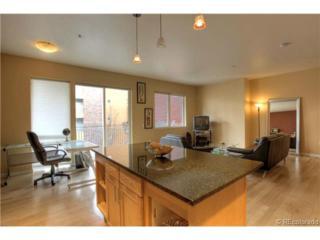 1438  Little Raven Street  201, Denver, CO 80202 (#4834184) :: The Peak Properties Group