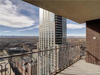 1020  15th Street  36C, Denver, CO 80202 (#4847571) :: The Peak Properties Group