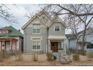 1419  Lipan Street  1, Denver, CO 80204 (#4894585) :: The Peak Properties Group