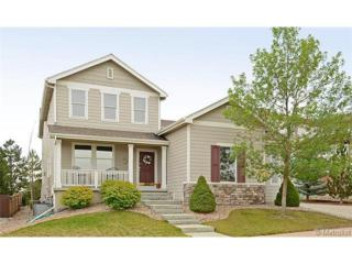 4616  Springmeadow Lane  , Castle Rock, CO 80109 (#4898592) :: The Peak Properties Group
