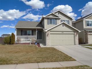 6341  Hartman Drive  , Colorado Springs, CO 80923 (#4919111) :: The Peak Properties Group