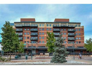 1735  19th Street  3C, Denver, CO 80202 (#5023867) :: The Peak Properties Group