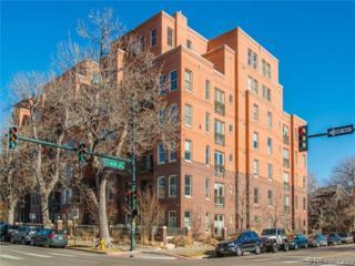 1630  Clarkson Street  506, Denver, CO 80218 (#5052295) :: The Peak Properties Group