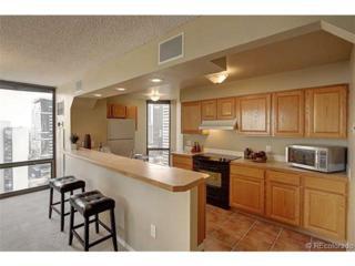 1625  Larimer Street  2607, Denver, CO 80202 (#5062281) :: The Peak Properties Group