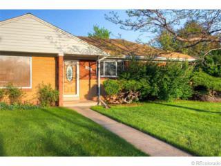 510  Estes Street  , Lakewood, CO 80226 (#5242809) :: The Peak Properties Group