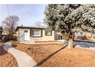 535  Vrain Street  , Denver, CO 80204 (#5279922) :: The Peak Properties Group
