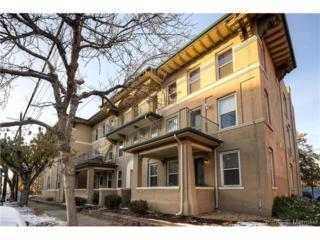 401 E 11th Avenue  14, Denver, CO 80203 (#5391673) :: The Peak Properties Group