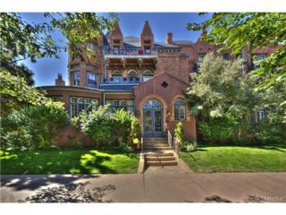 1421  Pennsylvania Street  40, Denver, CO 80203 (#5430103) :: The Peak Properties Group