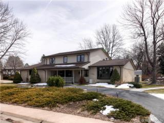 11456 E Vassar Drive  , Aurora, CO 80014 (#5468425) :: The Krodel Team | Cherry Creek Properties, LLC