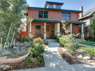 447  Pearl Street  , Denver, CO 80203 (#5515870) :: The Healey Group