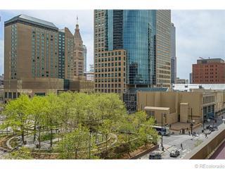 1777  Larimer Street  607, Denver, CO 80202 (#5519683) :: The Peak Properties Group