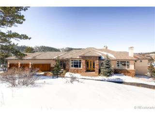28027  Meadowlark Drive  , Golden, CO 80401 (#5655205) :: The Healey Group