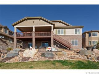 10577  Skyreach Road  , Highlands Ranch, CO 80126 (#5799721) :: The Peak Properties Group