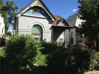 2621 W 34th Avenue  , Denver, CO 80211 (#5980600) :: The Peak Properties Group
