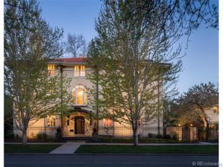 1130 E 7th Avenue  , Denver, CO 80218 (#6011688) :: The Peak Properties Group