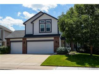 7620  Lebrun Court  , Lone Tree, CO 80124 (#6052810) :: The Peak Properties Group