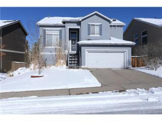 711  Chadwick  Cr, Highlands Ranch, CO 80129 (#6062418) :: The Peak Properties Group