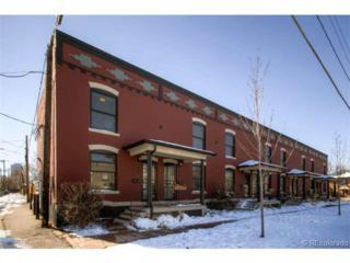 720  31st Street  , Denver, CO 80205 (#6062639) :: The Peak Properties Group