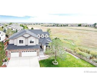 9498 S Johnson Street  , Littleton, CO 80127 (#6136601) :: The Peak Properties Group