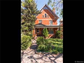 1136  Logan Street  6, Denver, CO 80203 (#6191017) :: The Peak Properties Group