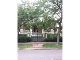 929  Pearl Street  , Denver, CO 80203 (#6377825) :: The Peak Properties Group