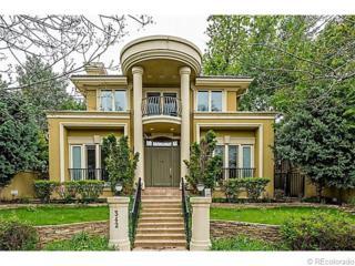 342 N Monroe Street  , Denver, CO 80206 (#6484036) :: Colorado Home Finder Realty