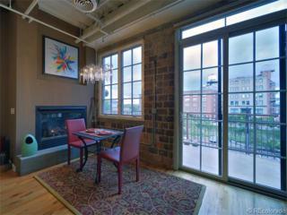 1435  Wazee Street  306, Denver, CO 80202 (#6489004) :: The Peak Properties Group