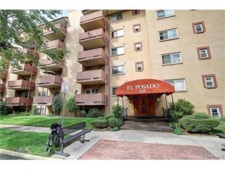 625  Pennsylvania Street  504, Denver, CO 80203 (#6641176) :: The Peak Properties Group