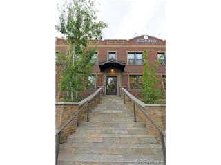 740  Sherman Street  303, Denver, CO 80203 (#6687951) :: The Peak Properties Group