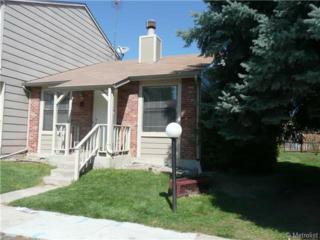 8218  Washington Street  7, Denver, CO 80229 (#6739573) :: The Peak Properties Group