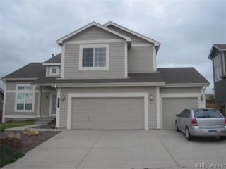 755  Tarpan Place  , Castle Rock, CO 80104 (#6744451) :: Colorado Home Finder Realty