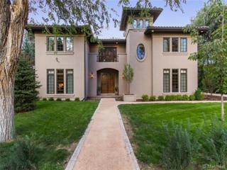4920 S Franklin Street  , Cherry Hills Village, CO 80113 (#6839060) :: The Healey Group