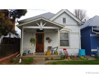 4134 N Quivas Street  , Denver, CO 80211 (#6847766) :: The Krodel Team | Realty ONE Group Premier
