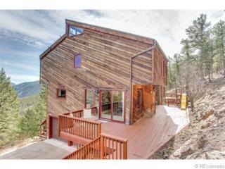 1060  Clear Creek Road  , Evergreen, CO 80439 (#6882547) :: The Peak Properties Group