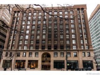 444  17th Street  604, Denver, CO 80202 (#6972668) :: The Peak Properties Group