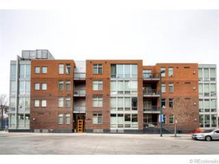 1401  Delgany Street  109, Denver, CO 80202 (#6990286) :: The Peak Properties Group