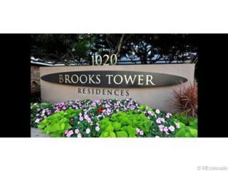 1020  15th Street  24M, Denver, CO 80202 (#7007094) :: The Peak Properties Group