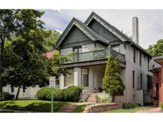1129  Pearl Street  , Denver, CO 80203 (#7020171) :: The Peak Properties Group