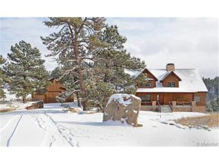 2152  Lost Canyon Ranch Court  , Castle Rock, CO 80104 (#7026080) :: The Healey Group