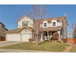 9781 W Athens Lane  , Littleton, CO 80127 (#7082872) :: The Peak Properties Group